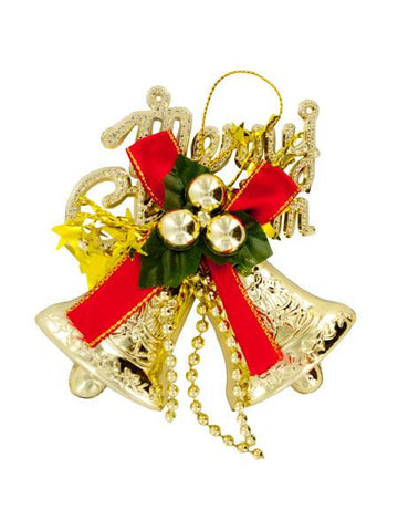 Christmas Bells Hanging Decoration (Available in a pack of 25)