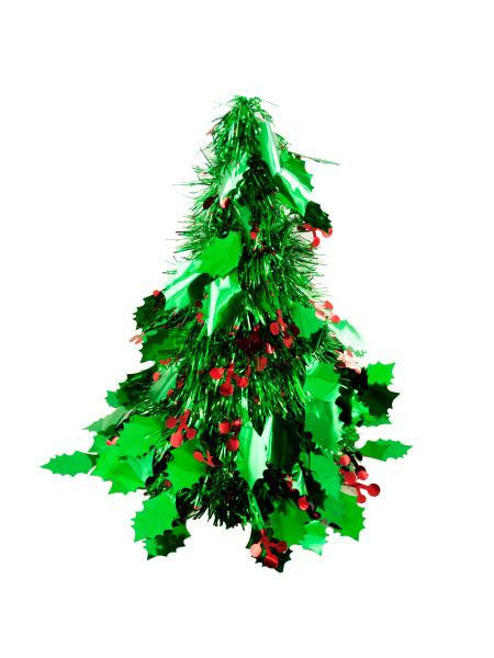 Christmas Tree Table Decoration (Available in a pack of 12)
