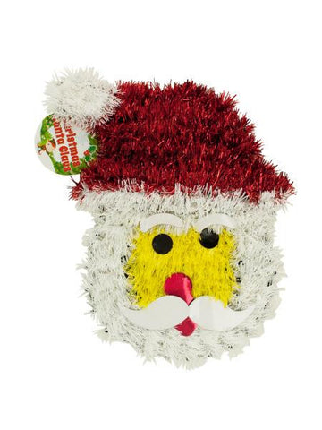 Christmas Santa Claus Wall Decoration (Available in a pack of 12)
