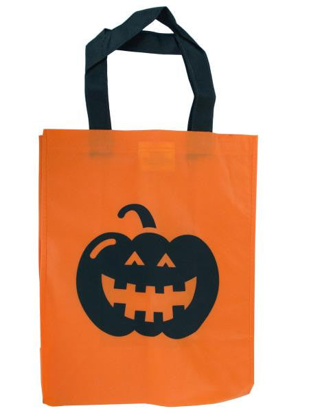 Orange Halloween Tote Bag (Available in a pack of 20)