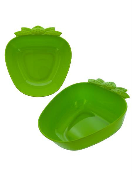 Green Apple Fruit Bowl (Available in a pack of 8)