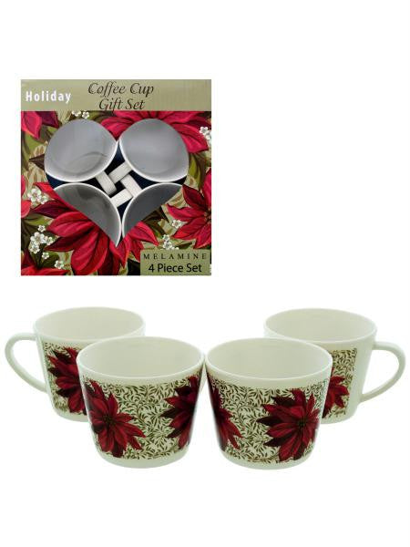Holiday Coffee Cup Gift Set (Available in a pack of 5)