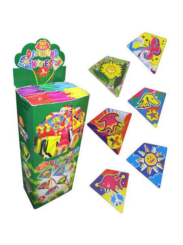 Diamond Kite Flyers Display (Available in a pack of 72)