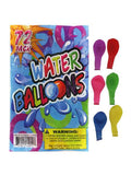 Water Balloons (Available in a pack of 24)