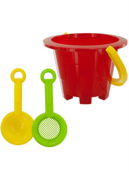 Beach Pail Fun Set (Available in a pack of 24)