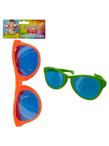 Super Size Sunglasses (Available in a pack of 24)