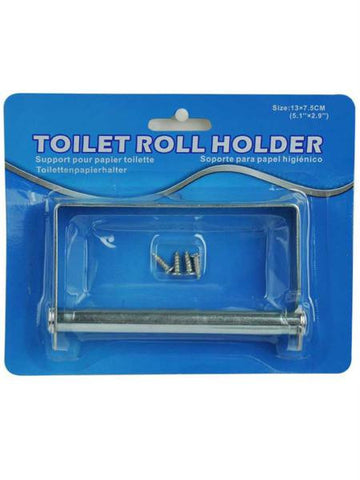 Metal Toilet Paper Roll Holder (Available in a pack of 8)