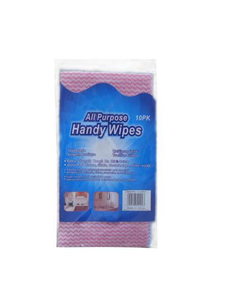 Reusable Multi-Purpose Cleaning Wipes (Available in a pack of 12)