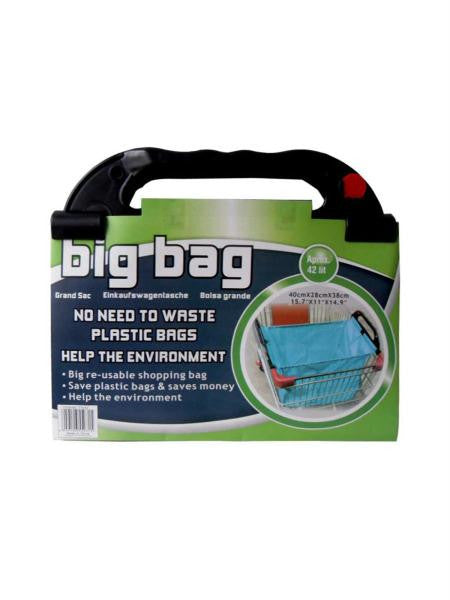 Big Reusable Shopping Bag (Available in a pack of 4)