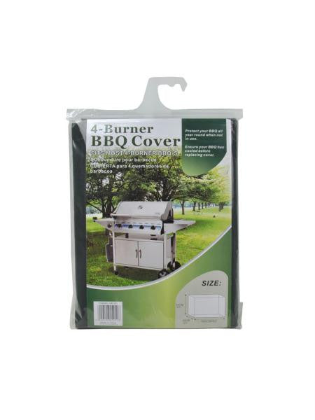 Cover for 4 Burner Barbecue (Available in a pack of 4)