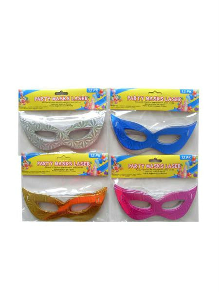 Party Masks (Available in a pack of 24)