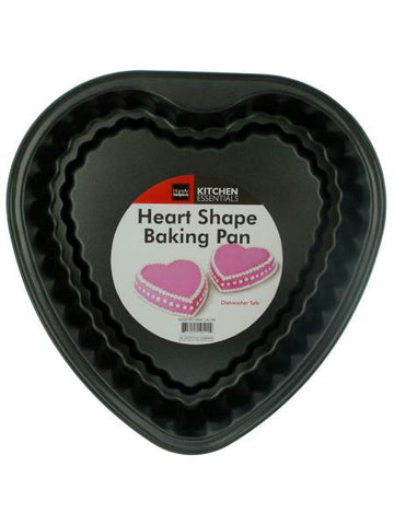 Heart Shape Baking Pan (Available in a pack of 4)