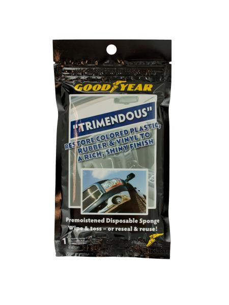 Goodyear Trimendous Disposable Auto Sponge (Available in a pack of 24)