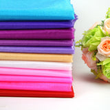 0.48mx 5m Sheer Crystal Organza tulle roll Fabric For Wedding Party Decoration or New year Christmas decoration -7z
