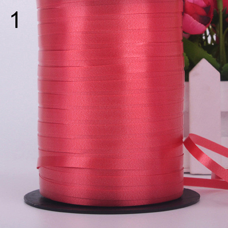 250 Yards Balloon Cable Ties Plastic Ribbon Wedding Decoration Gift Wrapping Christmas Party Colored ribbon