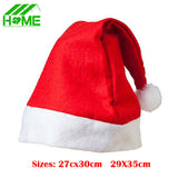 Funny Christmas Hat Santa Claus Xmas Hats for Adults Children Women Snowman Tree Decorations Holiday Party Decoration Supplies