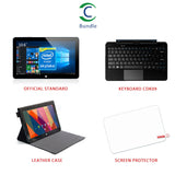 Cube i7 Book Tablet PC 10.6 Inch 1920*1080 IPS Dual Touch Screen Windows10 Skylake Core M3-6Y30 4GB Ram 64GB Rom Type C