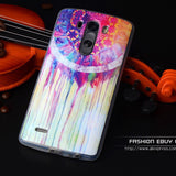 "G3 D855 Cartoon TPU Silicone Soft Case For LG Optimus G3 D855 D856 D857 D859 D858 5.5"" Cover Cell Phone Protect ShockProof Bag"