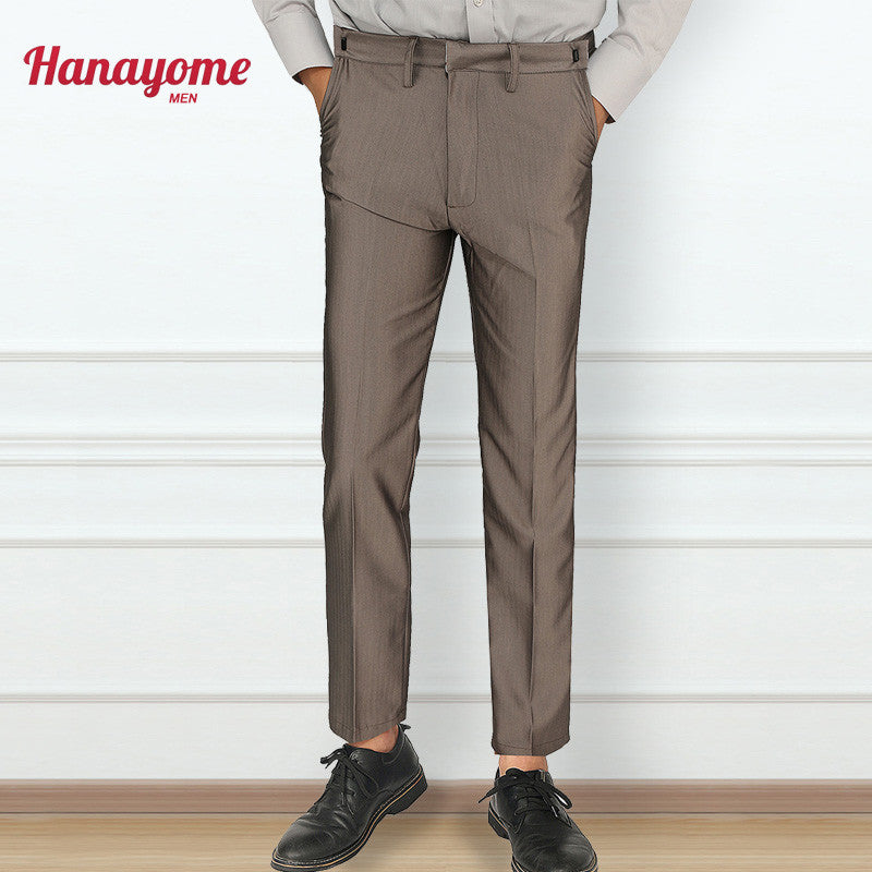 Men's Pants 2016 New Mens Solid Color Linen Casual Pant Stylish And Comfortable Large Size Men Straight Trousers PD25