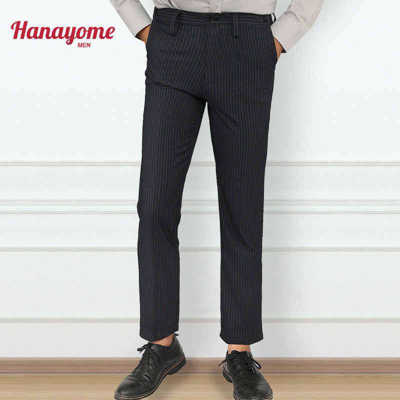 Hot Selling Household  Men Tuxedo Jacket Stripe Pants Long Pant For Male 2016 Trousers Fashion Casual Cloth Mens PD27
