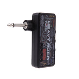 Hot Vitoos Portable Guitar Amplifier Electric Guitar Mini Headphone Amp Light-weight Design Heavy Rock Compact