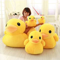 20cm ducks, Plush stuffed toys, big yellow duck plush toys, stuffed duck doll for children, cotton soft, free shipping