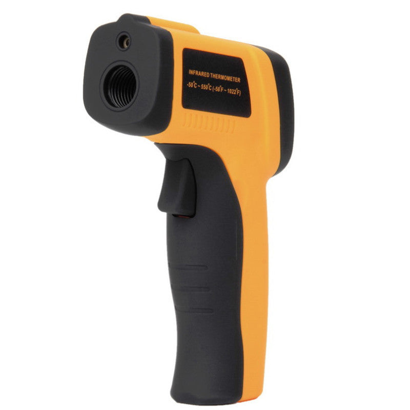 GM550 Digital infrared Thermometer Pyrometer -50~550 C Aquarium laser Thermometer Outdoor thermometer