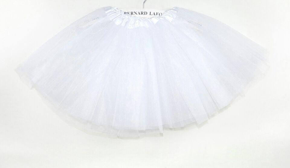 2016 Pretty Women Girl Elastic Stretchy Tulle Skater Adult Tutu 3 Layer mini Skirt Wholesale