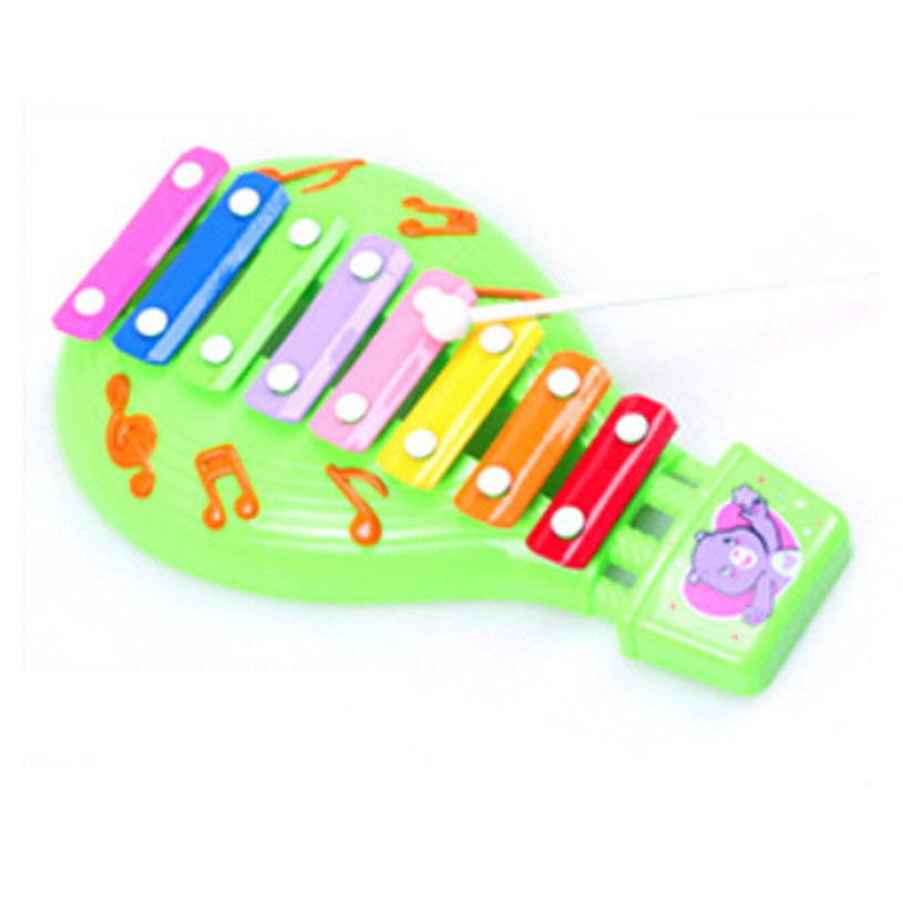 NEW Baby Kid 8-Note Xylophone Musical Toys Wisdom Development Wooden  SEP 14