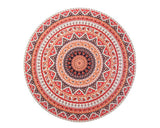 Tofashion 2016 New Summer Large Printed Round Beach Towels With Tassel Circle Beach Towel  Free shipping