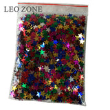 Colorful Shine Little Stars Confetti Mariage Decor Table Decoration Birthday Party Wedding Decorations Event Party Supplies boda