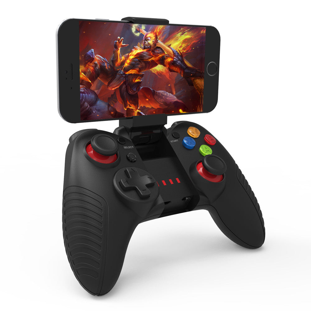Original ipega PG-9067 Dark Knight Wireless Bluetooth Game Controller Gamepad for Win XP Win7 8 TV Box iPhone iPad iOS Android