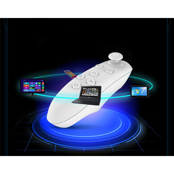 VR PARK Universal Bluetooth Remote Controller Wireless Virtual Reality Gamepad Mouse Mini Joystick