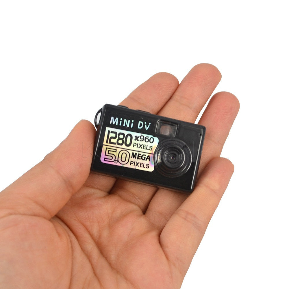 High Definition & Ultra Mini 5MP HD DV Video Camera Webcam Function DVR Sports Video Recorder Action Camera Camcorder Smallest