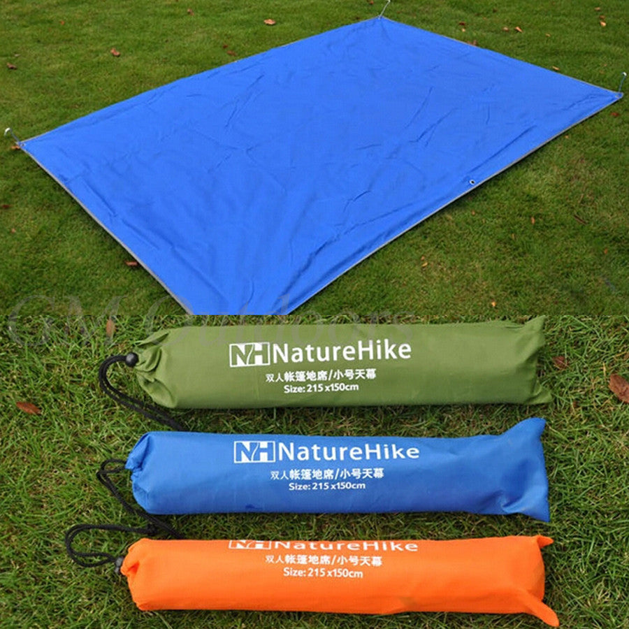 HOT SALE! Multifunction Adjustable Tent Tarp Mat Waterproof Tent Cover / Canopy Outdoor Picnic Beach Camping Hiking FREE POSTAGE