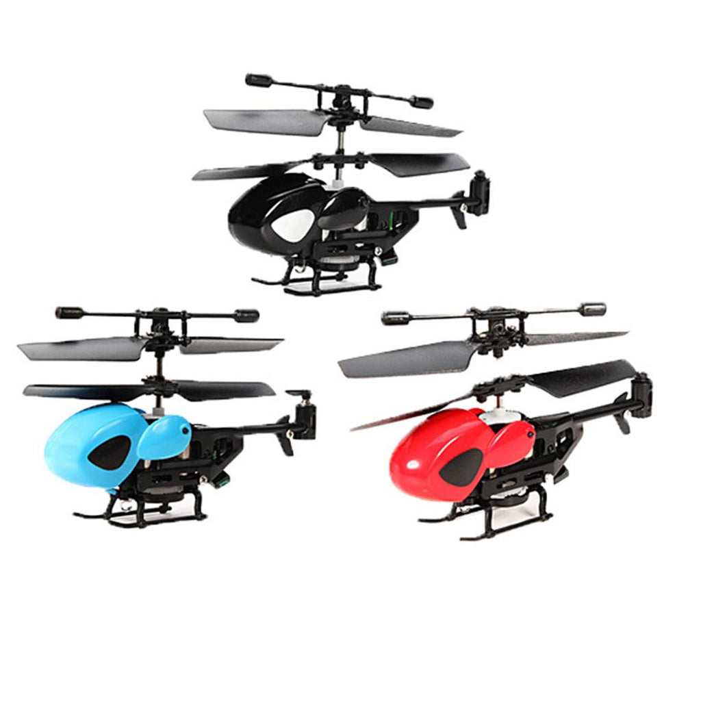 Hot Sale QS QS5013 2.5CH Mini Micro Remote Control RC Helicopter Cool Gadget Toy 4 Colors