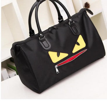 2017 New Fashion Men's Travel Bags Brand Waterproof travel bag lady Large Capacity Bags small monster duffel bag