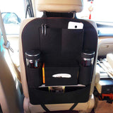 Auto Car Seat Storage Bag Car Seat Back ravel Storage Bag Hanger Car Styling Back Car Seat Cover Organizer