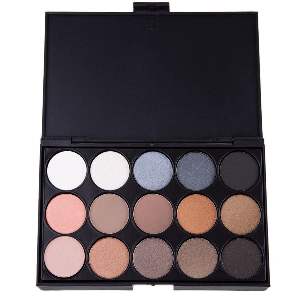 28 Professional Natural Pigment Matte Eyeshadow Pallet for Women Nude Make Up Palette Cosmetic Shimmer Makeup Eye Shadow Palette