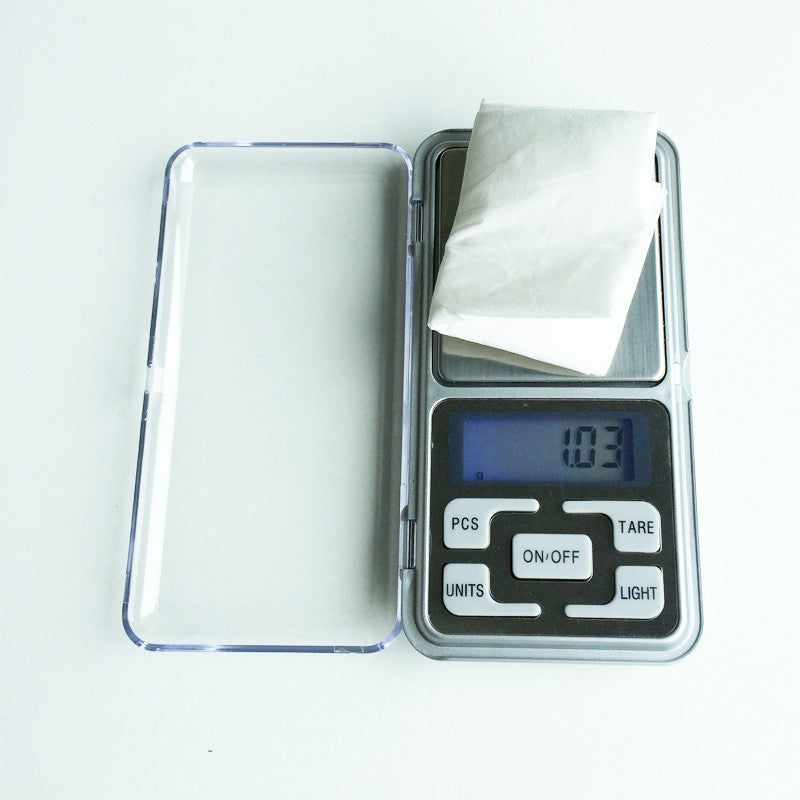 Electronic LCD Display scale Mini Pocket Digital Scale 200g*0.01g Weighing Scale Weight Scales Balance g/oz/ct/tl