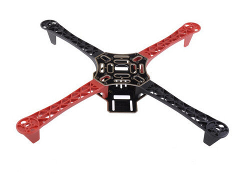 RC plane F450 Multi Rotor Air Frame Flamewheel Kit 450f As Dji for Kk Mk Mwc 4 Axis Rc Multicopter Quadcopter Ufo Heli
