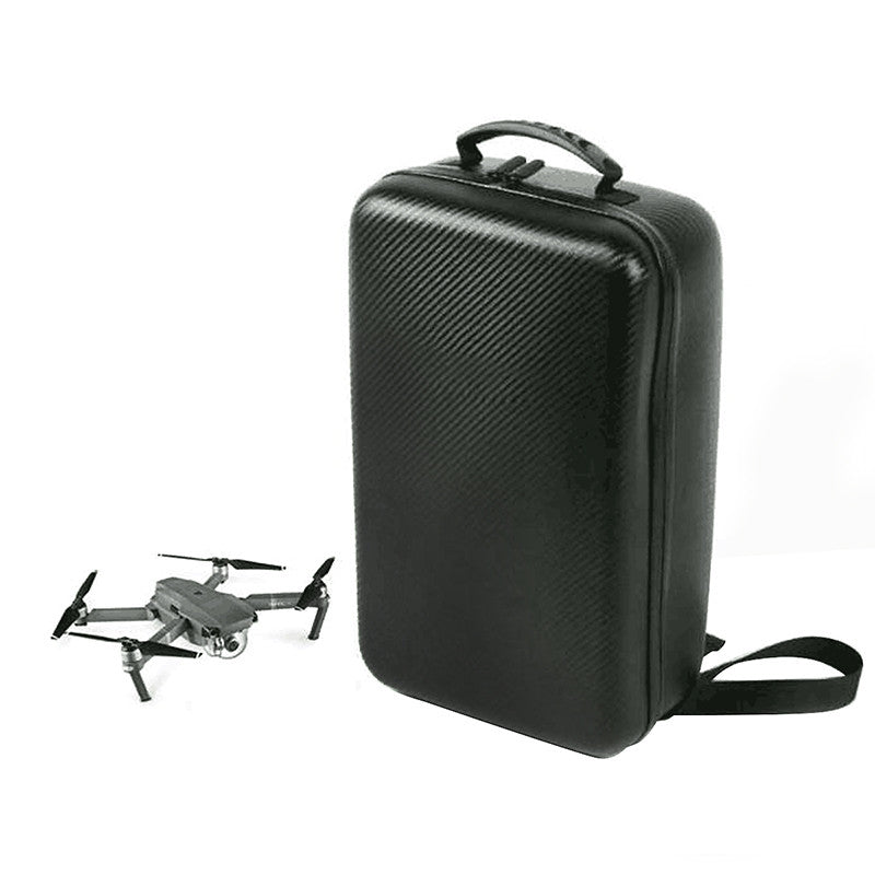 DJI Mavic Pro Camera Drone Hardshell Carbon Grain Backpack Hard Bag Waterproof Suitcase Carring Box Case for FPV RC Quadcopter