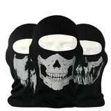 Hot Sale New Cycling Motorcycle skull mask Ride skeleton Hap Balaclava Hood Cosplay Costume Full Face Masks