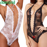 Hot Bikini 2017 Women biquini Mujer Halter Top Sexy Lace Underwear Female Femme Swimsuit Beach Suits Bra sets Plus Size Mar10A2