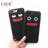 LACK Clown Case For iphone 7 Case Funny Cartoon Thick Lips Clown Cover Hard Slim Full Protect Phone Cases For iphone7 6 6S PLus
