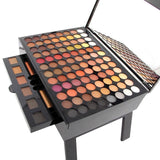 BellyLady 180 Full Color Charming Matte Eyeshadow Palette Makeup Eyeshadow Palette Cosmetics Professional Perfect Hot