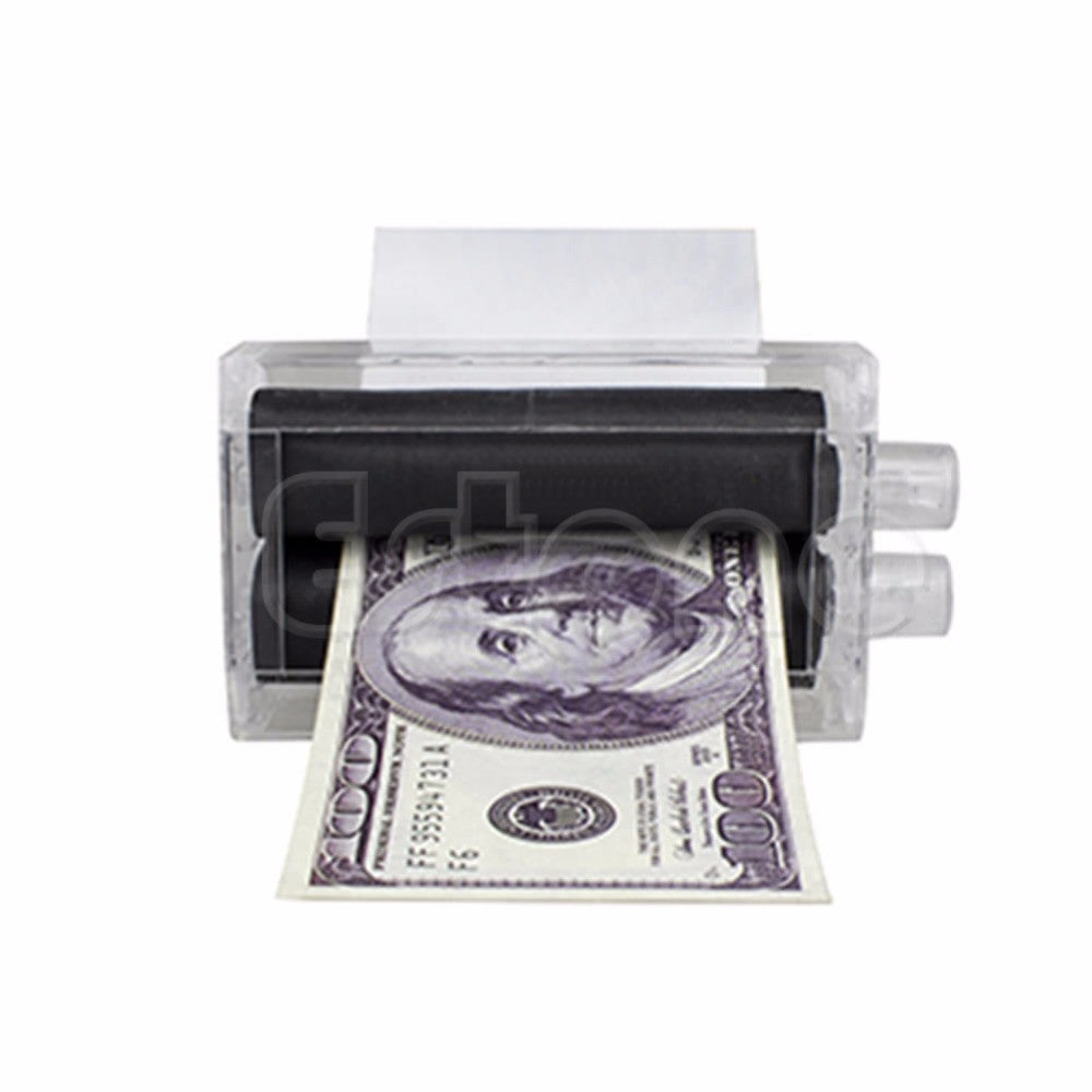 1 PC Magic Trick Easy Money Printing Machine Money Maker - Blobimports.com