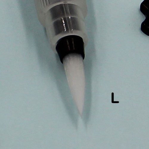 Refillable 1 Pc Water Brush Ink Pen for Water Color Calligraphy Painting Illustration Pen Office Stationery