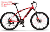 EUROBIKE 27.5 Inch Mountain Bike 27 Speed Aluminium Complete Bicycle