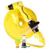 High Pressure Nozzle Water Foam Gun  Auto Lance Sprayer  Car Cleaning Gun Garden Hose Water   Flexible Water Hose